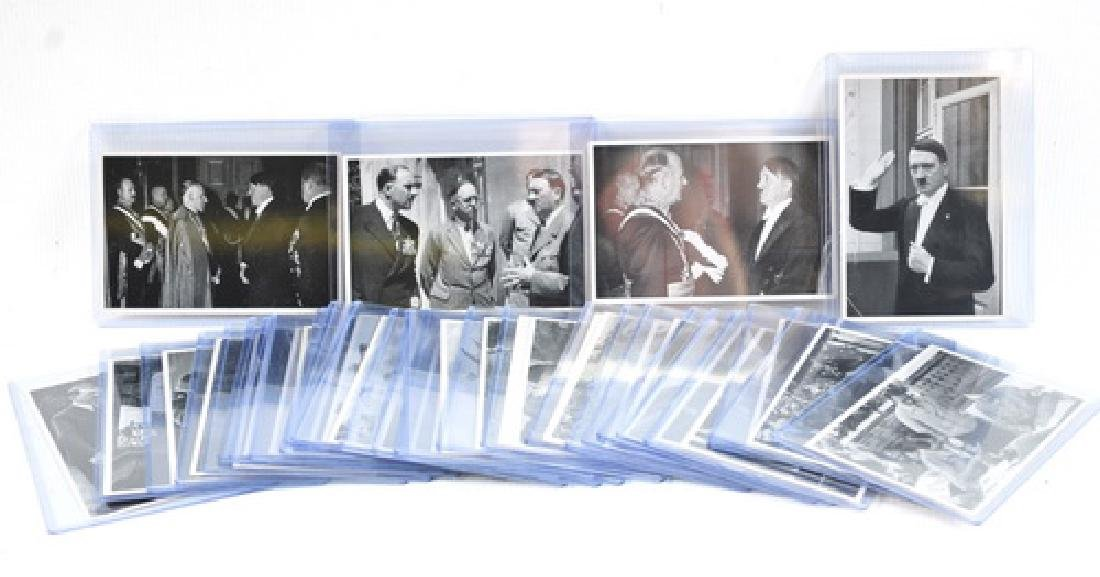 30 WWII Adolph Hitler Postcards