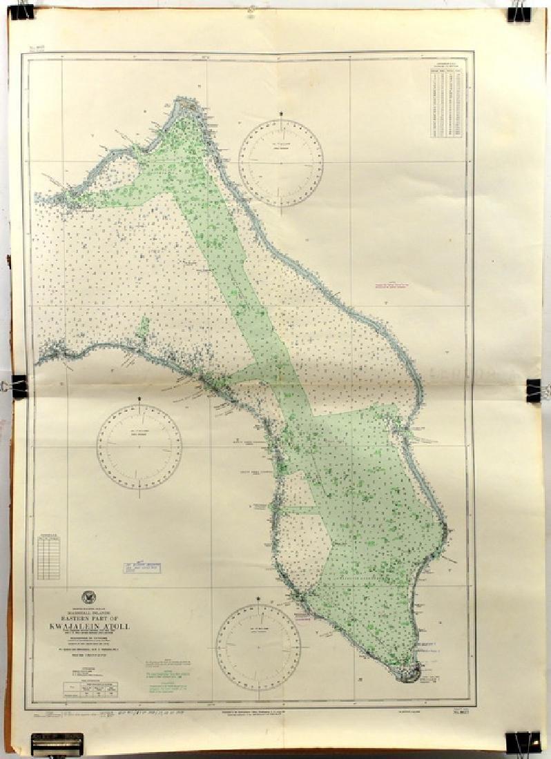 Assorted Navigational Charts