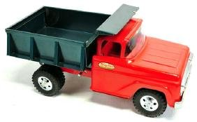 1 Tonka Toys Dump Truck