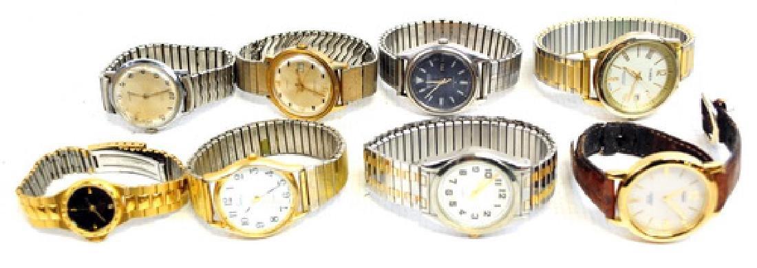 16 Vintage Wrist Watches