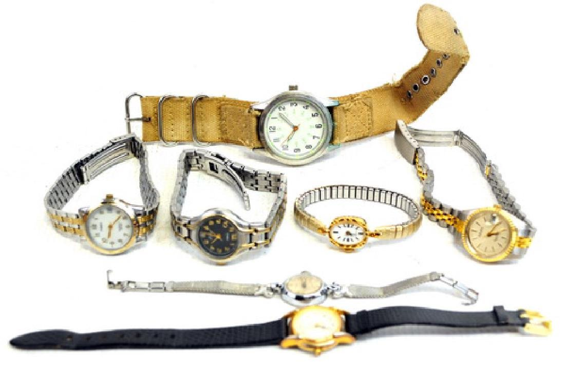 16 Vintage Wrist Watches - 2