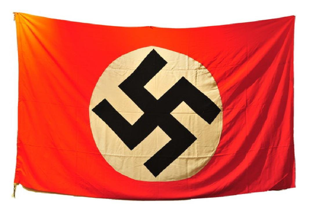 Original Nazi National Reich Merchant Flag