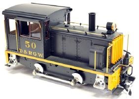 "Lgb Lehmann Locomotive D&rgw #50 ""g"" Scale"