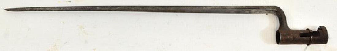 US Trapdoor Bayonet