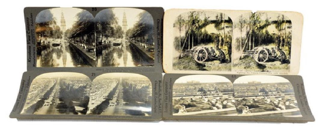 51 Estate Stereo view Cards