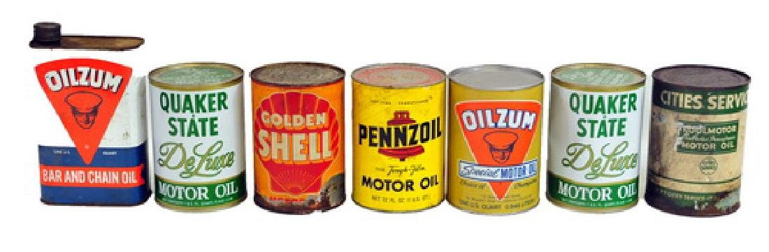Collectible Oil related Products
