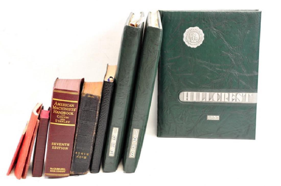 Estate Yearbooks 1950's