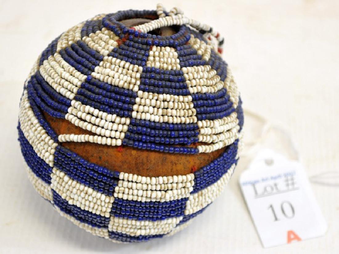 African Artifact medicine Vessel Tanzania