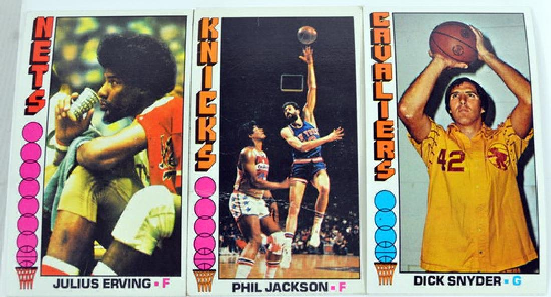1976-77 Topps Basketball Complete Set