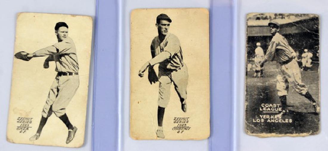 11 Pacific Coast League Zeenuts Cards