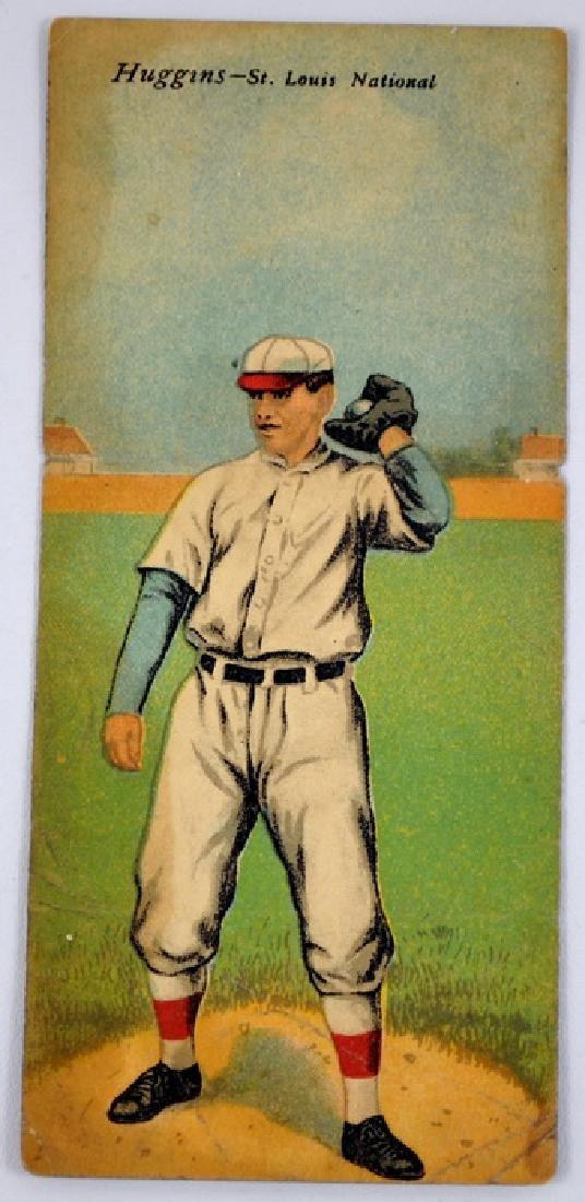 1910 T201 Huggins/bresnahan