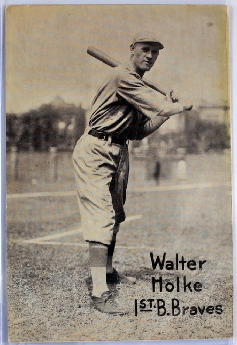 Rare 1917 M101-6 Walter Holke