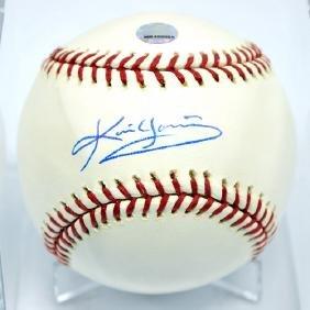 9 Jsa Authenticated Signed Baseball Items