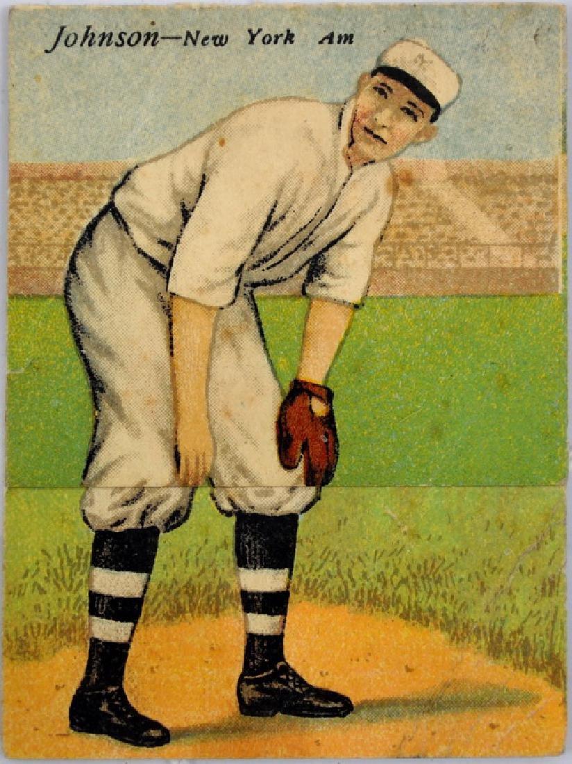 1911 T201 Russell Ford/Otis Johnson