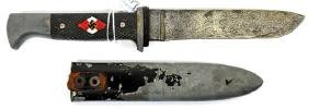 Wwii Nazi Hitler Youth Knife