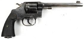 Colt New Service Revolver .45 Colt