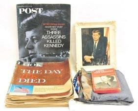 Estate John F Kennedy Items