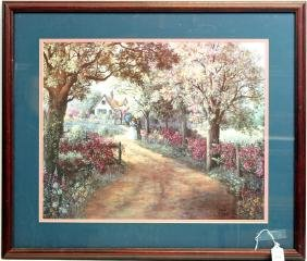 Glynda Turley Signed and Numbered Print