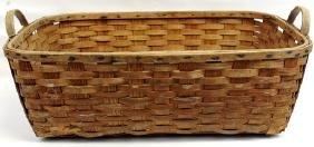 Estate Baskets, basket covered bottle