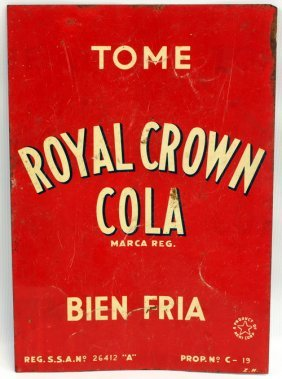 Three Pieces Of Vintage Advertising