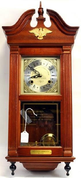 3 Modern Clocks Wall & Mantle Seth Thomas Condor