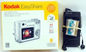Kodak Easy Share Digital Camera New In Box