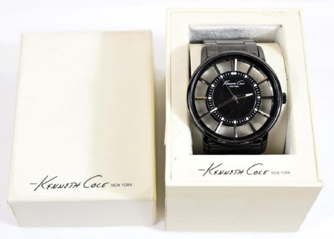 Men's Kenneth Cole New York Watch In Box