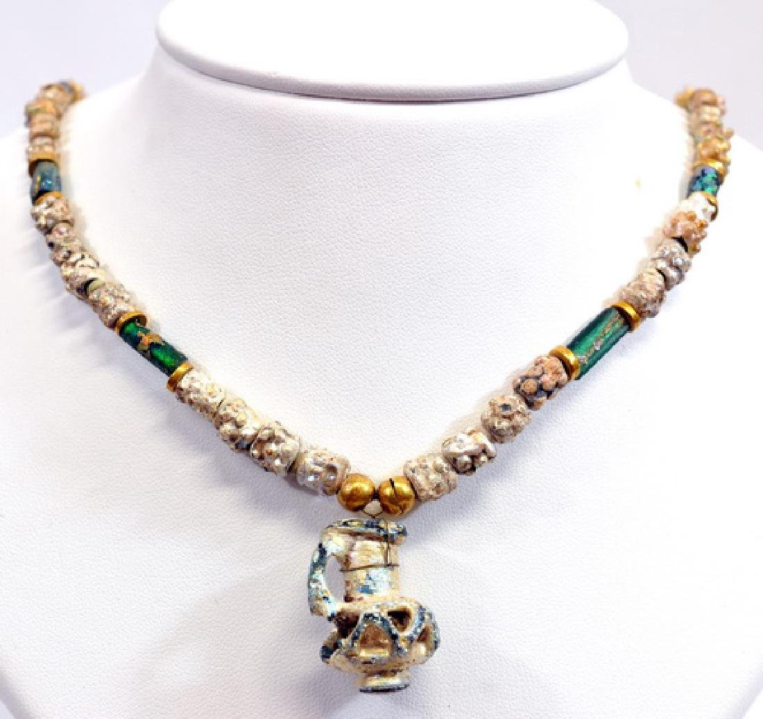 Azeez Khayat Egyptian Necklace