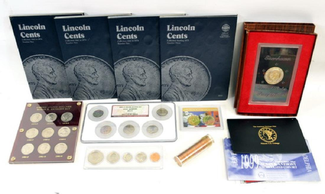 US Coins/Whitman Lincoln Cents/Nazi Coins