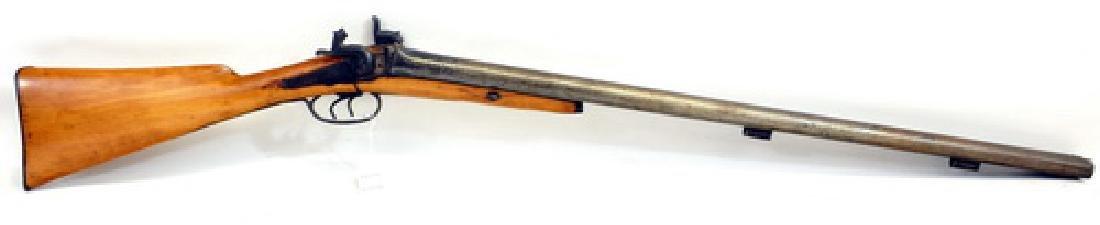 Antique Black Powder Shotgun