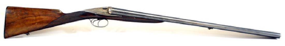 Darne Sliding Breech Lock 12 Gauge SXS Shotgun