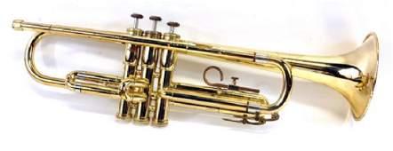 Olds Ambassador Trumpet  by FE Olds  Son Inc