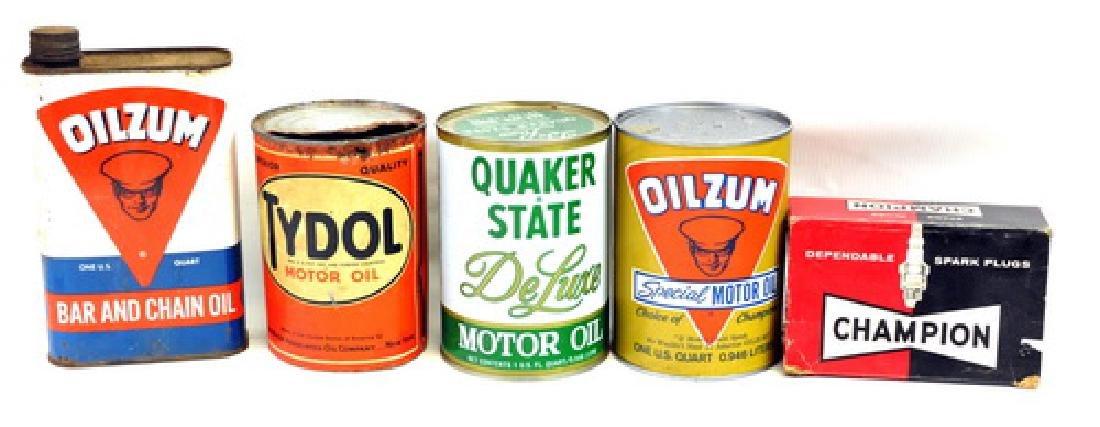 Vintage Petroleum Advertising Pieces