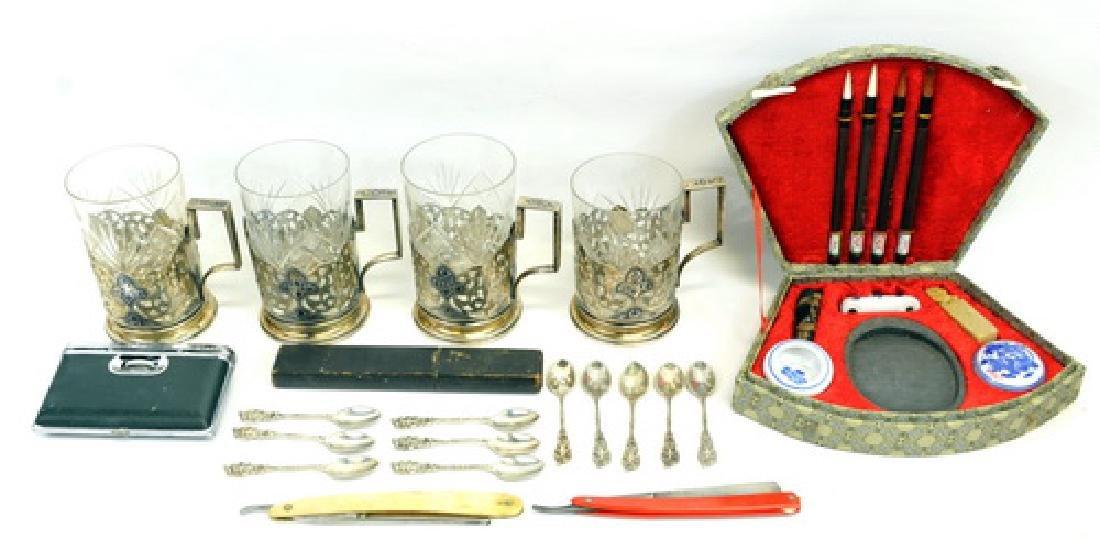 Vintage Sterling Silver/estate Items