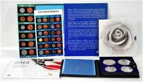 US  Canadian Coin Lot Princess Diana Coin