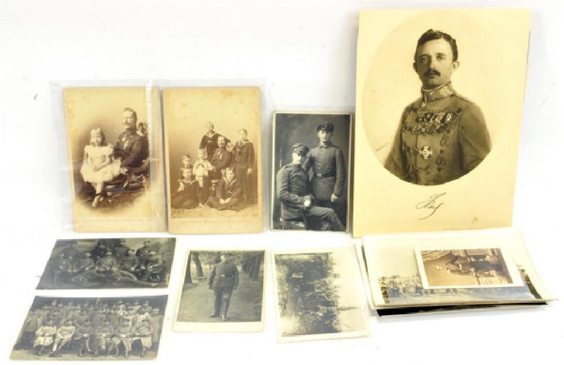 1896 Berlin Cabinet Cards