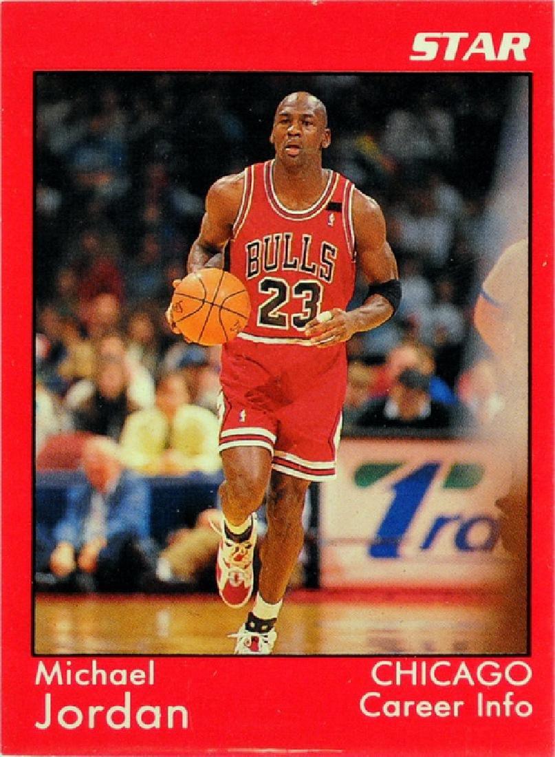 26 Basketball Star Cards 1980's