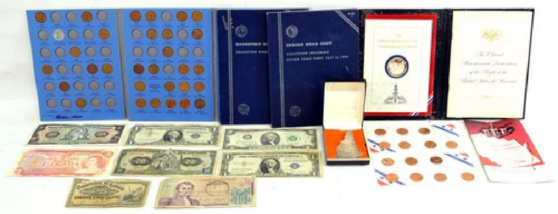 Estate Coins/silver/currency