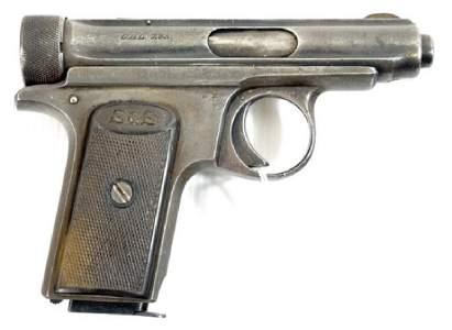 Model 1913 S&s .32 Auto Pistol