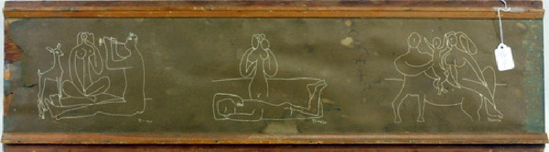 Picasso Lithograph on paper