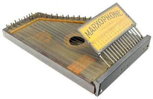 Antique Zither Marxophone