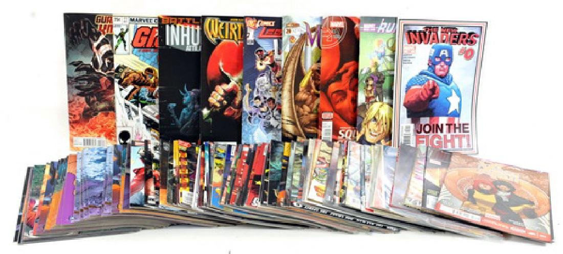 Comic books, graphic novel series