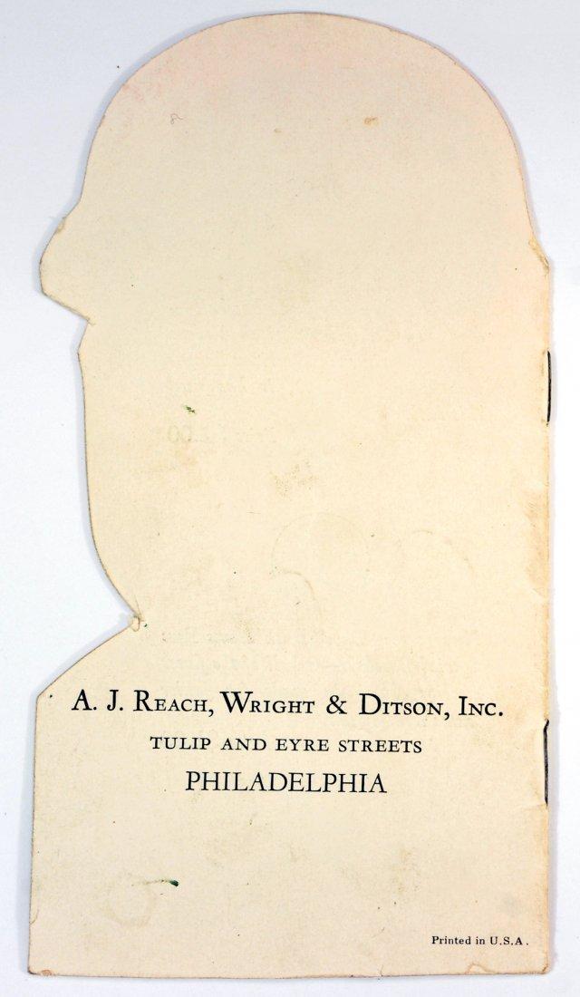 1920's Babe Ruth Reach Ad Piece - 2