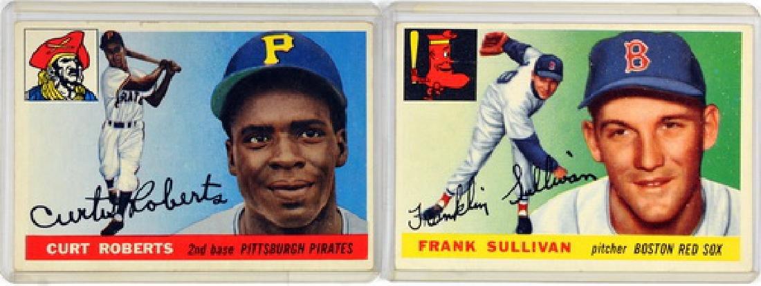 50 1955 Topps Baseball Cards - 5