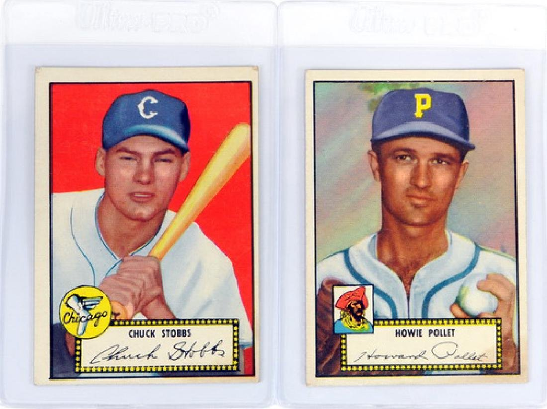 25 1952 Topps Baseball Cards In Nice Condition - 3
