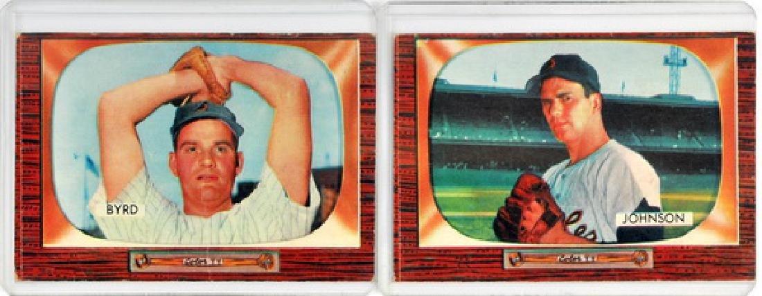 50 1955 Bowman Baseball Cards - 5