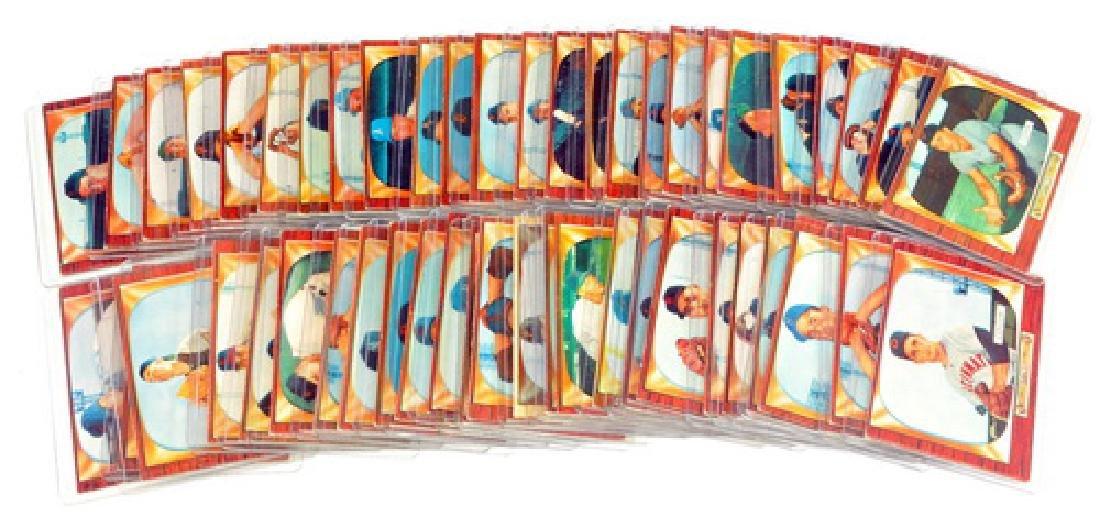 50 1955 Bowman Baseball Cards - 7