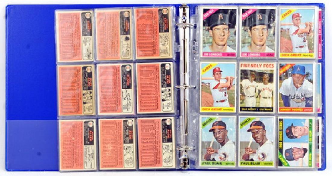61 1966 Topps Baseball Cards - 3