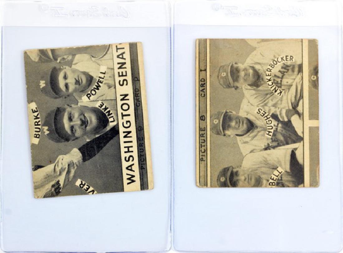 9 1935 Goudey 4 In 1 Including Hof - 6