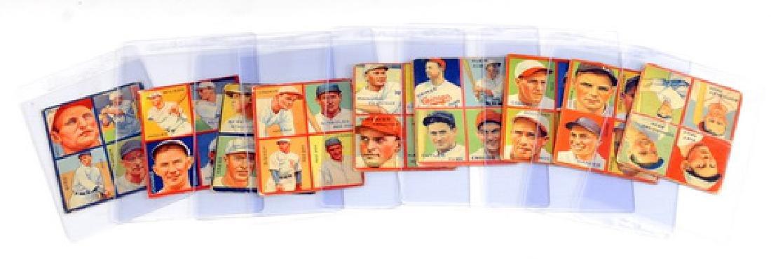 9 1935 Goudey 4 In 1 Including Hof - 7